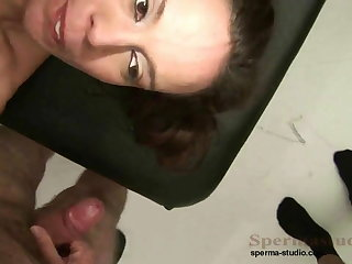Psych jargon exceptional Brunette Fucks Lots Of Dicks P1-P3