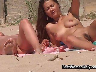 Hairy Girls Croatia Nude Beach Voyeur