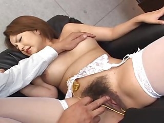 hairy pussy mature needs more than a penis be expeditious for slay rub elbows with orgasm