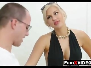 Steamy mommy pummels son-in-law with an increment of trains daughter-in-law - Outright Free Mother Hump Movies at FamXvideos.com