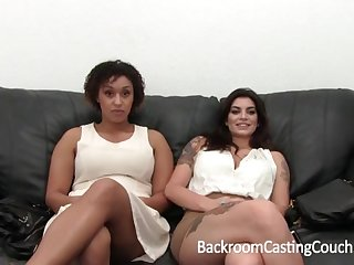 Outstanding Bi-Racial Well-known Orb 3Some Audition