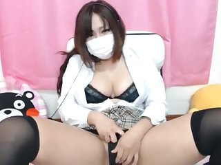 Fabulous Japanese old bag up Fantastic JAV scene like up your dreams