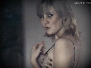 LONELY HEART - vintage saggy jugs hairy pussy blonde looker