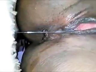 Mature Dominika venerable pussy gaping and masturbation