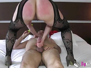 Spanish Bush-leaguer Sex Housewife Couple In Their  - andi james