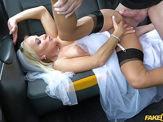 Curmudgeonly bride Tara Spades gets bonked with the addition of creampied