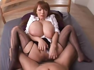 Japanese Broad in the beam Pair Queen - Hitomi Tanaka - Part 2