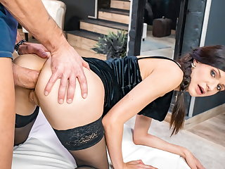 LETSDOEIT Sexy Arian Joy Gets Will not hear of Ass Destroyed Away from Big Cock