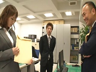 Hot compilation be advisable for Japanese pornstar Mihono Sakaguchi having sex