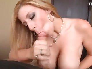 Sara Jay Hawkshaw In Her Big Tits