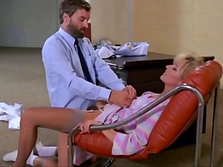 Ursula Gausmann sexy milf sprog fucked in the office