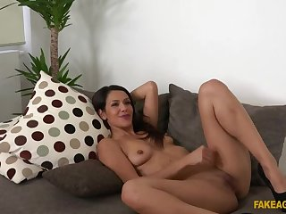 Spanish Babe Wants Another Casting